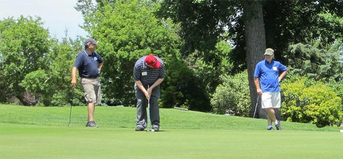 golfspillere